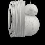 abs filament render copertina