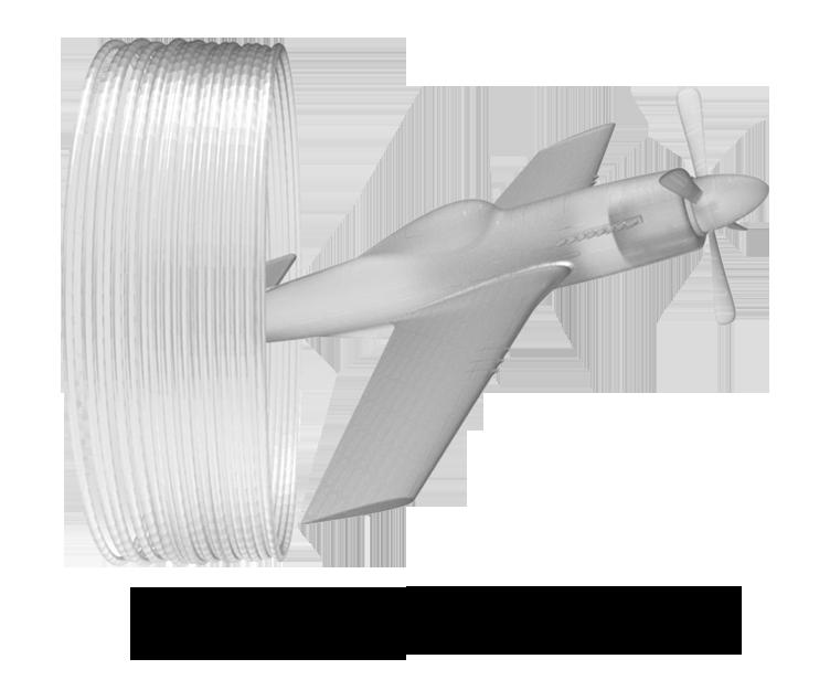 p51 3d printing filament render copertina