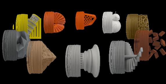 3D-Filaments
