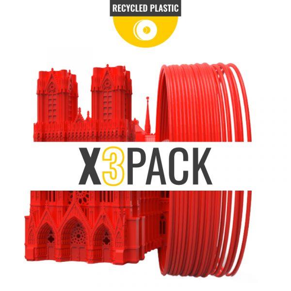 Fusion pla x 3 pack shop image